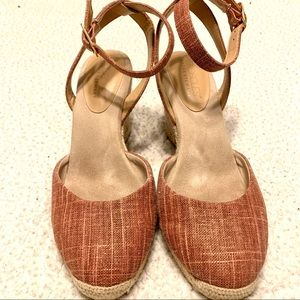 "Martha x Aerosoles ""Meadow"" Wedge Sandals"